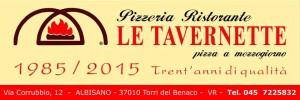 Pizzeria - Ristorante Le Tavernette